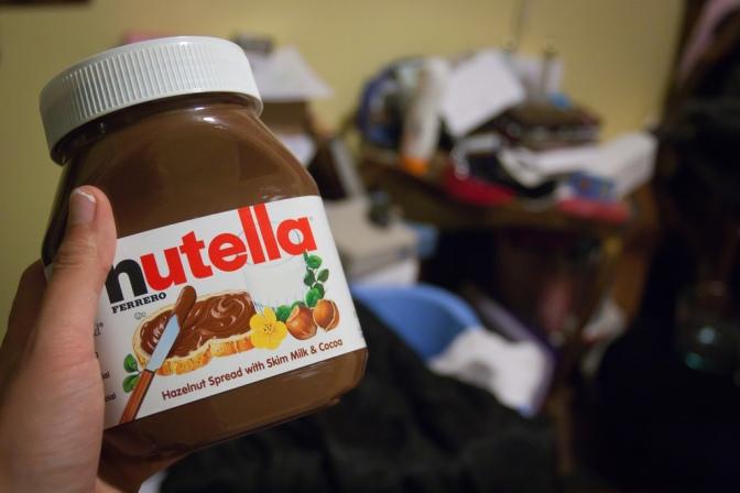 Nutella by Emily Rachel Hildebrand on Flickr