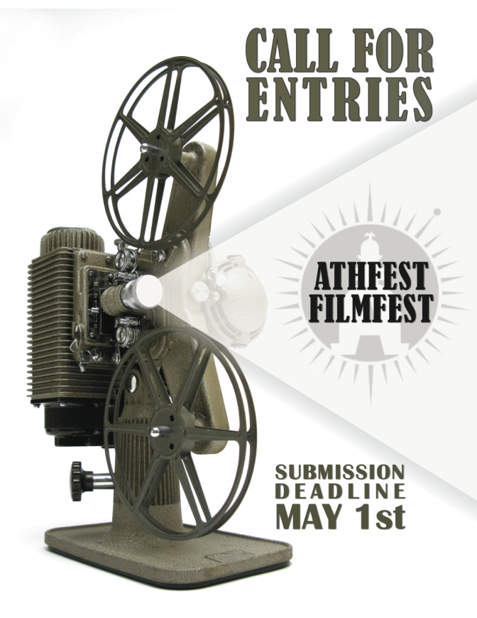 Athfest Filmfest: Submit Your Short
