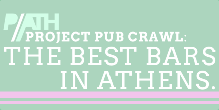 Seeking Nominations for All of the Best Bars in Athens