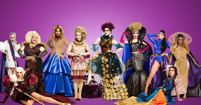 Drag Race All Stars 2 on VH1: pivotal moment for the show and gay culture.