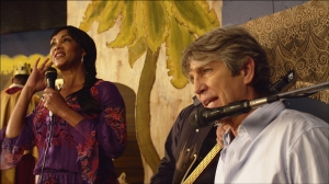 """""""So This Is Christmas"""" Vivica A. Fox and Eric Roberts"""