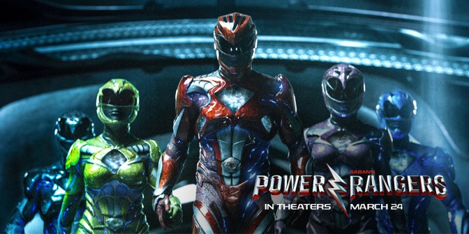 An In-depth Review of Power Rangers (2017)