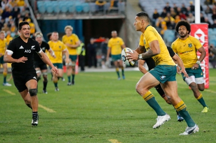 Israel Folau: I'm Not Homophobic, Gays are Just Going toHell