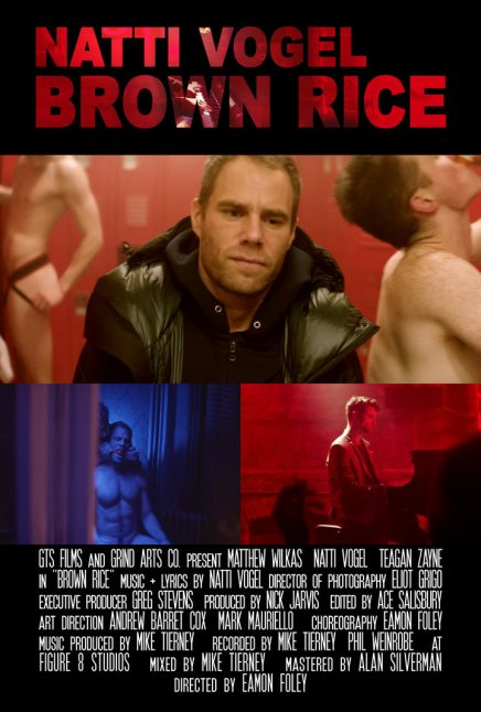 Watch Brown Rice, Natti Vogel's Musical Examination of a Gay Man's Struggle