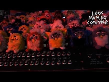 Watch: Furby NightmareMachine