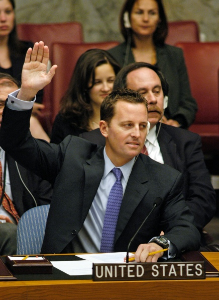 Richard Grenell: Highest Ranking Gay Official in TrumpAdministration