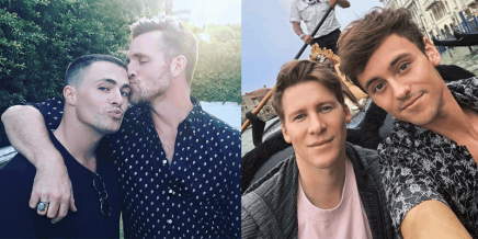 Daily Double: Colton Haynes Files for Divorce as Tom Daley Plans for an Anniversary Trip