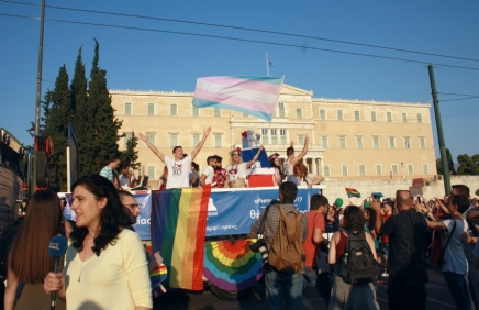Greek Orthodox Church: Gays Fostering Children in Need is Evil