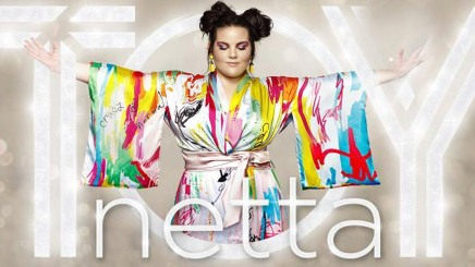 "Watch: ""Toy"" by Netta (נטע ברזילי), The Eurovision Song Contest 2018 Winner"