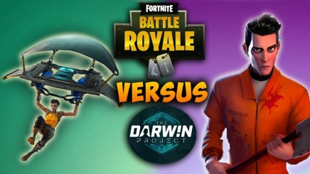 Darwin Project VS Fornite, Which one is better?