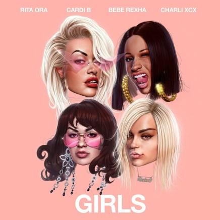 "Listen to Rita Ora, Cardi B, Bebe Rexha & Charli XCX's Bisexual Anthem, ""Girls"""