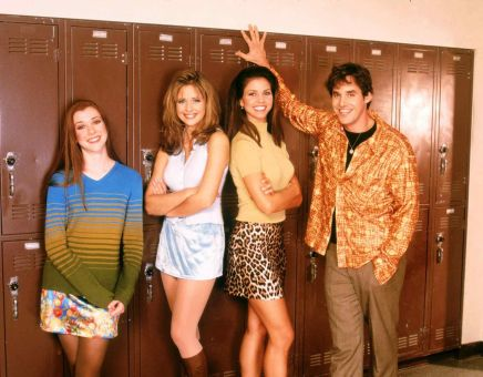 Our First TV Club: Buffy the Vampire Slayer