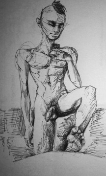 Self Study by Mario Laterza